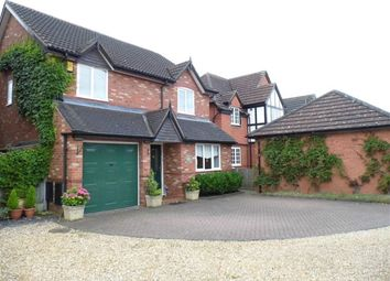 Thumbnail 4 bed detached house to rent in Huntersfield, Shavington, Crewe