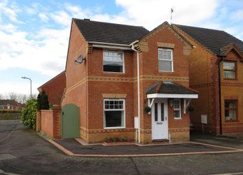 Thumbnail 3 bed link-detached house for sale in Trentham Close, Nuneaton