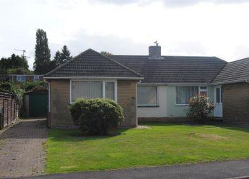 Thumbnail 2 bed bungalow for sale in Avonmead, Greenmeadow, Swindon