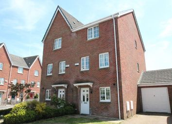 Thumbnail 4 bed semi-detached house for sale in Milfrean View, Brynmawr