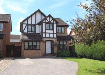 Thumbnail 4 bed detached house for sale in Glen Orrin Avenue, Kilmarnock, East Ayrshire