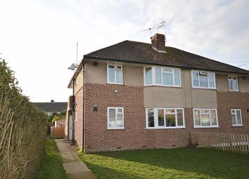 Thumbnail 2 bed flat for sale in Woodfield Park Road, Emsworth