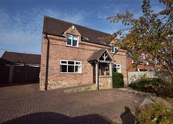 Thumbnail 3 bed detached house to rent in Ashbourne Road, Cowers Lane, Belper, Derbyshire