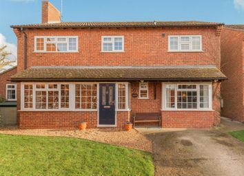 Thumbnail 4 bed detached house for sale in Watermill Way, Weston Turville, Aylesbury