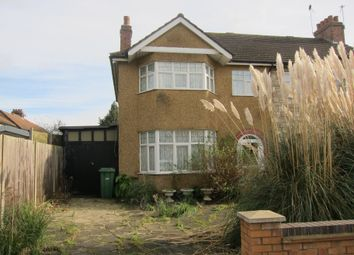 Thumbnail 3 bed end terrace house for sale in Costons Lane, Greenford