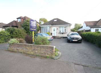 Thumbnail 2 bed detached bungalow for sale in Coutts Avenue, Lower Shorne, Kent
