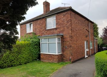 Thumbnail 2 bed property to rent in Flat Lane, Whiston, Rotherham