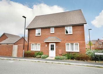 Thumbnail 3 bed detached house for sale in Jebb Close, Tadpole Garden Village, Swindon