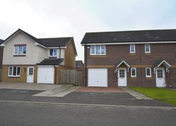 Thumbnail 3 bed semi-detached house for sale in Gatehead Crescent, Bishopton