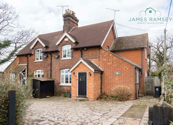 Thumbnail 3 bed semi-detached house for sale in Canes Lane, Hastingwood