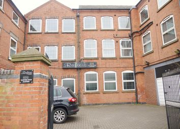 Thumbnail 2 bed flat to rent in Radford Road, Nottingham