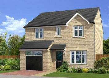 Thumbnail 4 bed detached house for sale in Roes Lane, Crich, Matlock