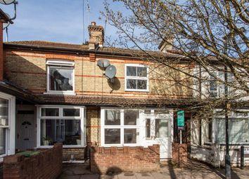 Thumbnail 2 bedroom terraced house for sale in Souldern Street, Watford