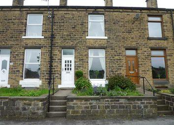 Thumbnail 3 bedroom terraced house for sale in Lindley Street, Milnsbridge, Huddersfield