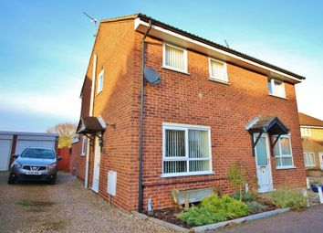 Thumbnail 2 bedroom semi-detached house for sale in Chestnut Avenue, Spixworth, Norwich