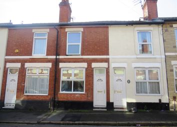 Thumbnail 2 bedroom terraced house for sale in Gresham Road, Derby