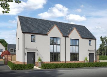 Thumbnail 3 bed semi-detached house for sale in Parman Court, Lincoln Road