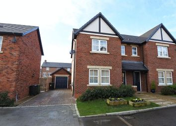 Thumbnail 3 bed semi-detached house for sale in Maxwell Drive, Kingstown, Carlisle