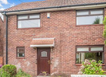 Thumbnail 3 bed semi-detached house for sale in Hillsview Avenue, Newcastle Upon Tyne