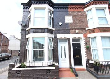Thumbnail 3 bed terraced house to rent in Ash Street, Bootle
