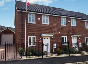 Thumbnail 2 bed end terrace house for sale in Gipping Road, Great Blakenham, Ipswich