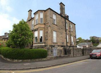 Thumbnail 2 bed flat for sale in Glebe Avenue, Stirling, Stirlingshire