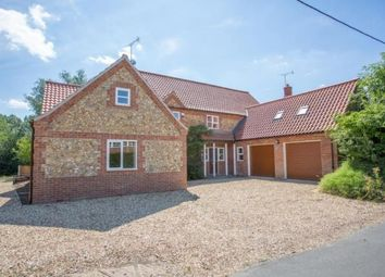 Thumbnail 6 bed detached house for sale in Litcham, King's Lynn