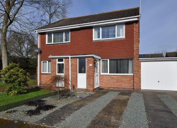 Thumbnail 2 bed semi-detached house for sale in Prestbury Close, Winyates Green, Redditch