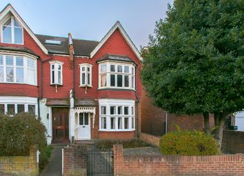 Thumbnail 5 bedroom end terrace house for sale in Clairview Road, London