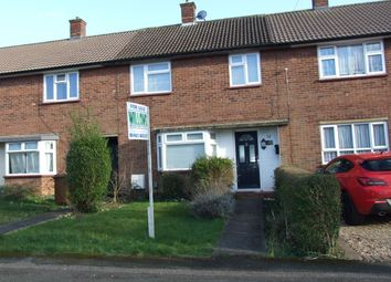 Thumbnail 2 bed terraced house for sale in Eastern Way, Letchworth Garden City