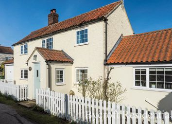Thumbnail 3 bed detached house for sale in Bygone, Main Road, Fleggburgh, Great Yarmouth