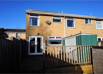 Thumbnail 3 bed end terrace house for sale in Meadowcroft Gardens, Sheffield