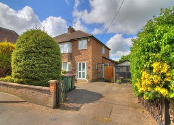 Thumbnail 3 bed semi-detached house for sale in Main Street, Thringstone, Coalville