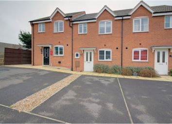 Thumbnail 3 bed town house to rent in Astbury Way, Woodville, Swadlincote