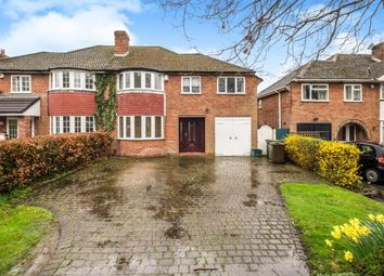 Thumbnail 4 bedroom semi-detached house for sale in Kineton Green Road, Solihull, West Midlands, England