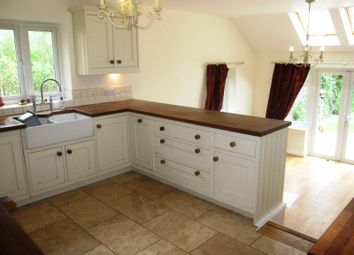 Thumbnail 3 bed detached house to rent in Vickers Road, Ash Vale
