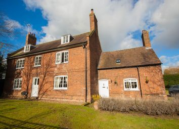 Thumbnail 5 bedroom farmhouse to rent in High Road, Stapleford, Hertford