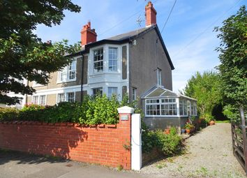 Thumbnail 3 bed semi-detached house for sale in West Road, Nottage, Porthcawl