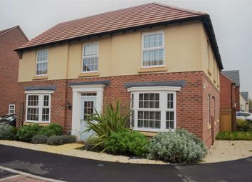 4 bed detached house for sale in Lace Avenue, Loughborough LE11