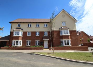Thumbnail 2 bed flat for sale in Danegeld Avenue, Great Denham, Bedford, Bedfordshire