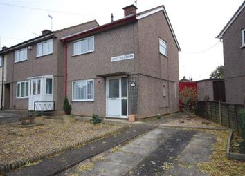 Thumbnail 2 bed semi-detached house to rent in Cross Keys Green, Leicester