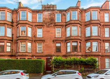 Thumbnail 2 bed flat for sale in Roslea Drive, Glasgow