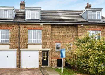Thumbnail 3 bed terraced house for sale in Goodhall Close, Stanmore, Middlesex