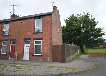 Thumbnail 2 bed end terrace house to rent in Beehive Road, Brampton, Chesterfield