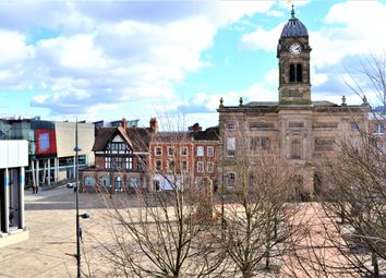 Thumbnail 2 bed flat for sale in Market Place, Derby