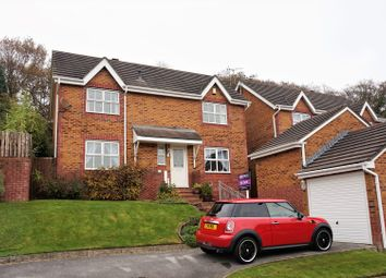 Thumbnail 4 bedroom detached house for sale in Coleridge Crescent, Killay