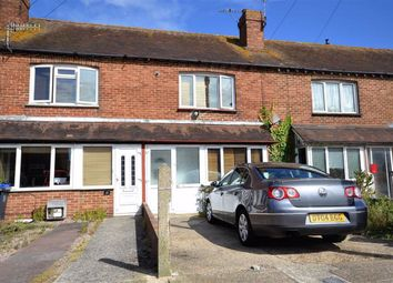 Thumbnail 2 bed terraced house for sale in Ham Way, Worthing, West Sussex