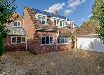 Thumbnail 4 bed detached house for sale in Bergamot Close, Manton, Marlborough, Wiltshire