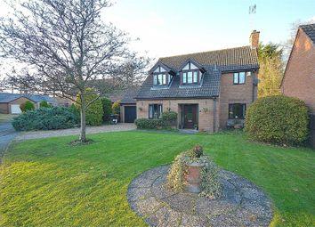 Thumbnail 4 bedroom detached house for sale in Oak Park Close, Billing Lane, Northampton