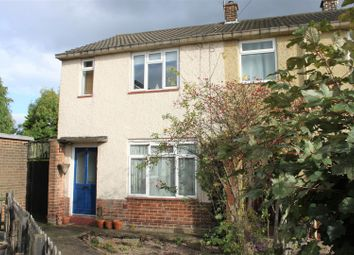 Thumbnail 2 bed town house for sale in Swarkestone Drive, Littleover, Derby